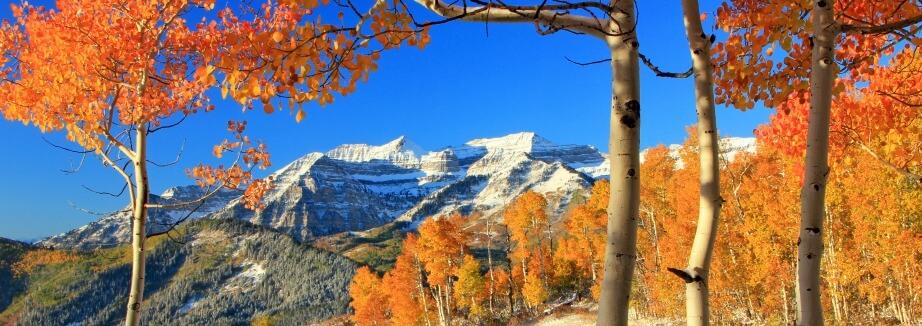 provo-mount-timp-orange-snow-fall