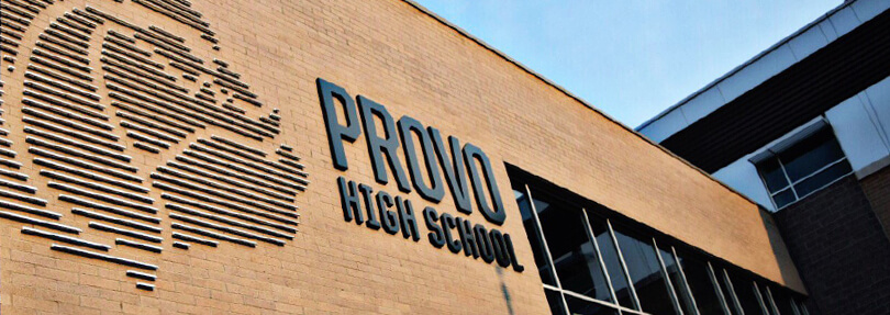 Yearbook Archive | Provo High School
