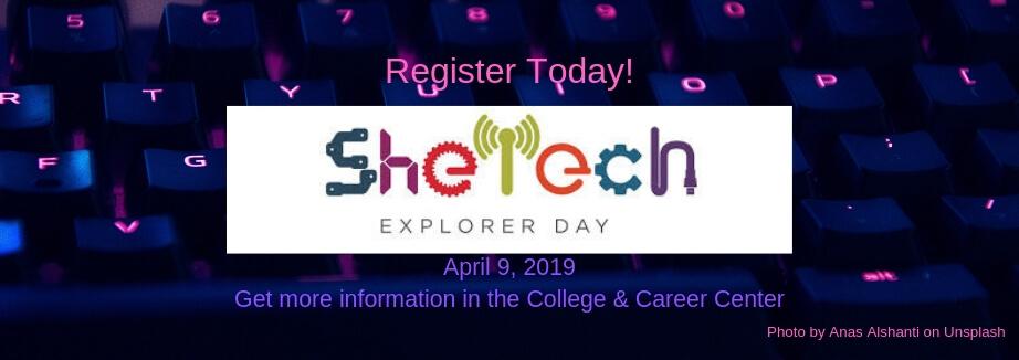 SheTech 2019