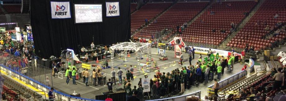 Region FIRST Robotics