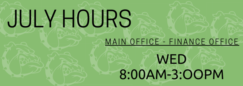 JULY HOURS(1)