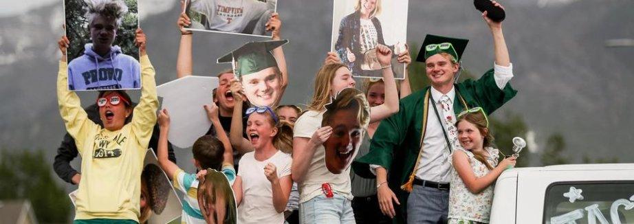 Provo Graduation 2020